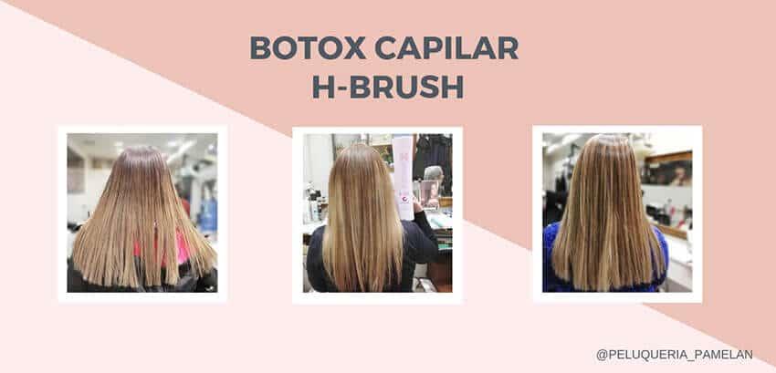 botox capilar h-brush