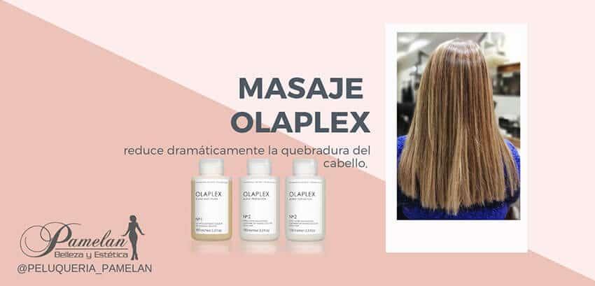Masaje Olaplex